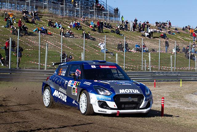 Disponibles las galería de fotos del XI Rallye Comunidad de Madrid RACE