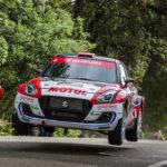 Javier Pardo y Adrian Pérez, podium en el 38 Rallye Sierra Morena