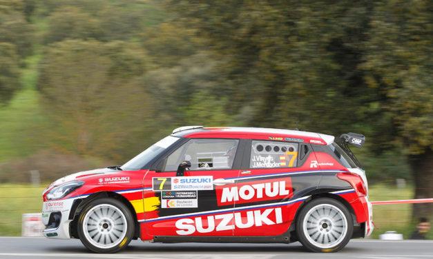 Disponibles las galerías de fotos del 38 Rallye Sierra Morena