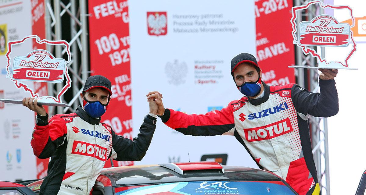 Victoria de Javier Pardo y Adrián Pérez en el ERC2