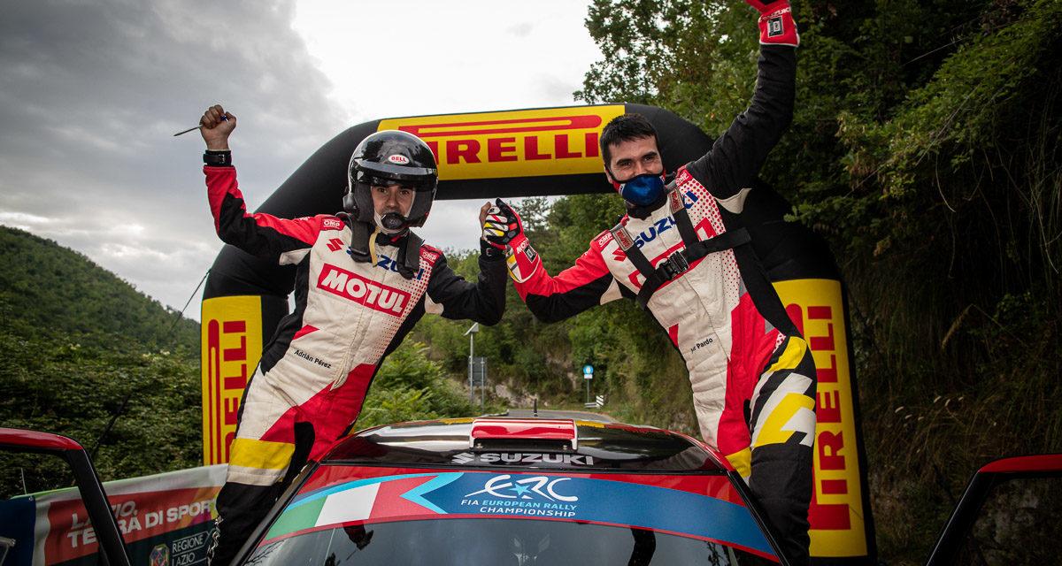Disponible la galería de fotos del 9 Rally di Roma Capitale