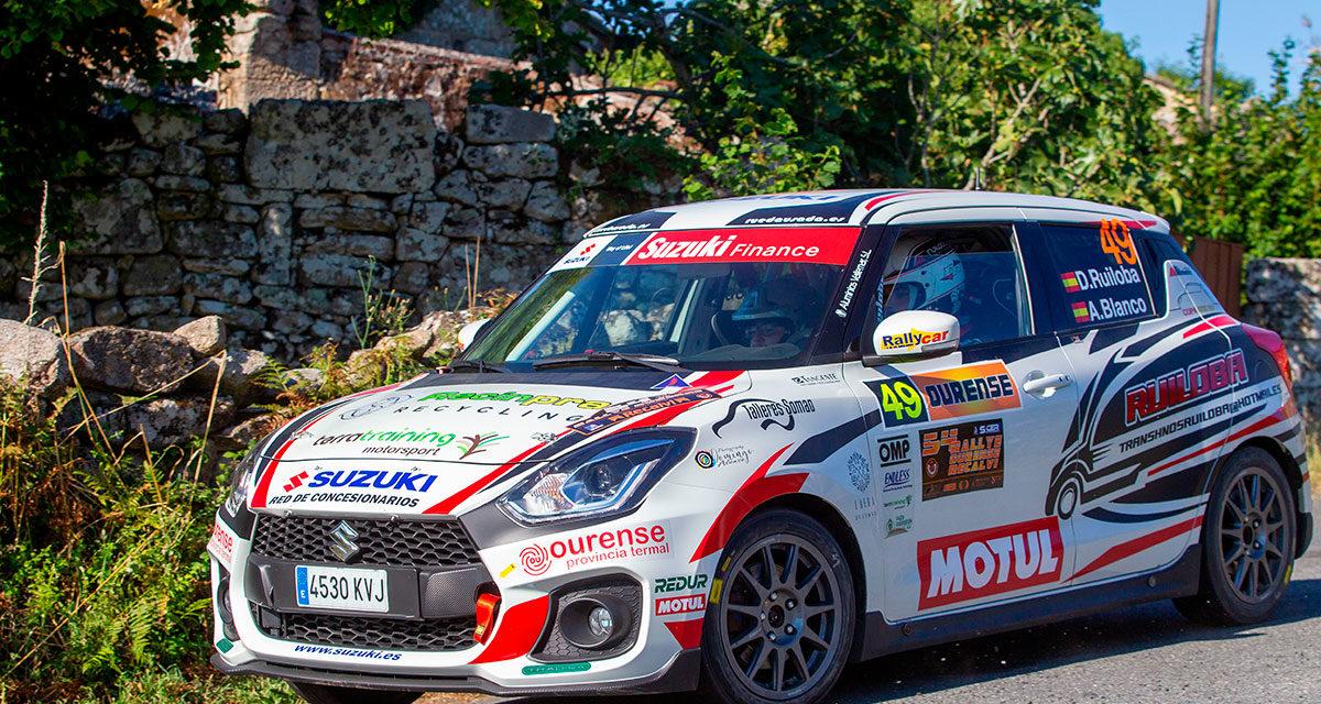 Disponible la galería de fotos del 54 Rallye Ourense