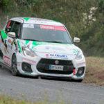 Copa Suzuki Swift, victoria de David Cortés en el 52 Rallye de Ferrol Suzuki