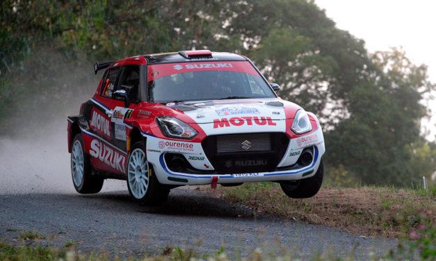 Disponible las galería de fotos del 52 Rallye de Ferrol SUZUKI