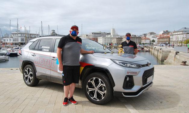 Triunfo y título para el equipo Suzuki Ibérica en el Campeonato de España de Energías Alternativas