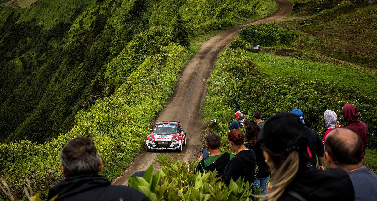 Disponible la galería de fotos del 55 Azores Rallye