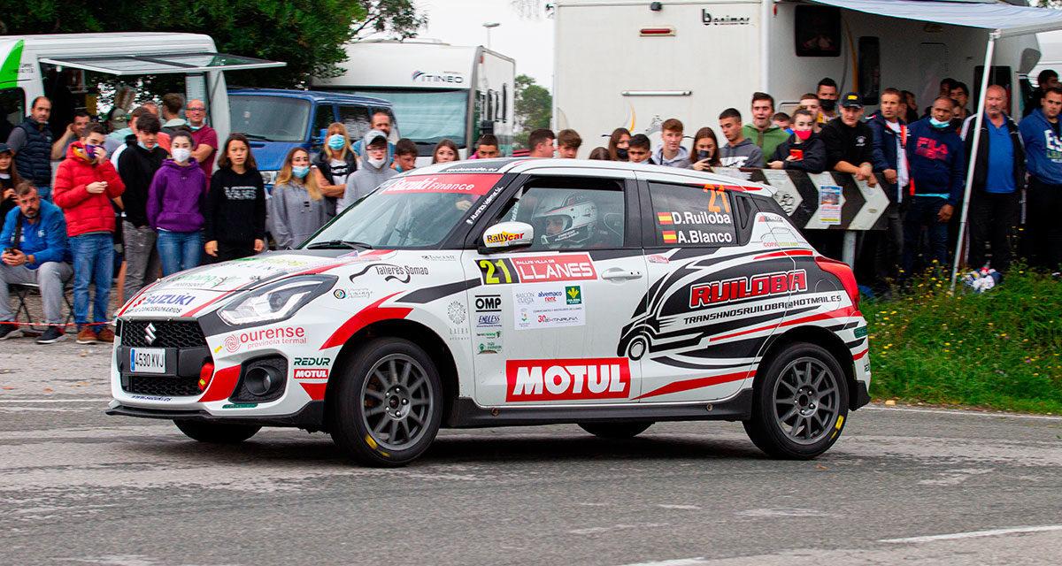 Disponible la galería de fotos del 44 Rallye de Llanes