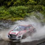 55 Azores Rallye, Javier y Adrián lideran el ERC2